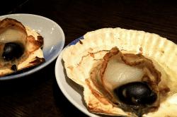 ホタテ浜焼き-min