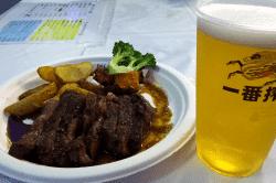 静岡夜店市2016和牛ステーキ-min