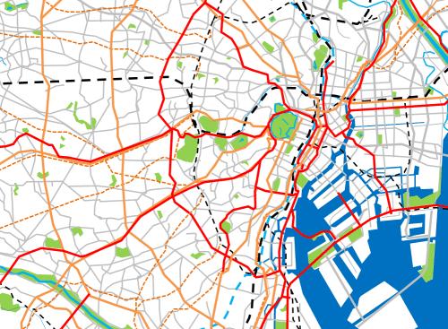 東京中心部地図500-min
