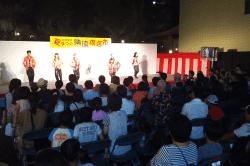 駅南銀座夜店市ステージ2017-min