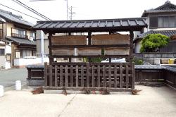 赤坂宿高札場-min
