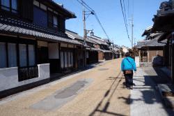 土山宿旧道-min