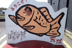日本一鯛焼き看板-min