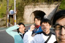 夏見立場天井川-min