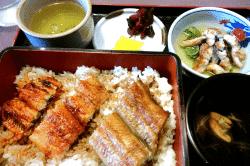 草津鰻重定食-min