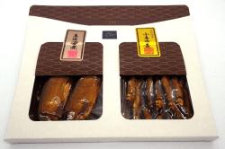鮎と子鮎の甘露煮外箱-min