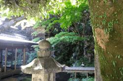 月志寺庭園-min