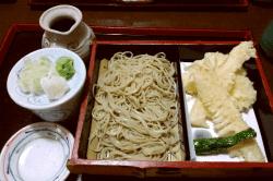 筍天ざる蕎麦-min