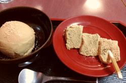 文の助茶屋わらび餅アイス-min
