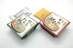 文の助茶屋わらび餅密封パック-min
