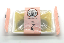 西尾八ッ橋ニッキ包装