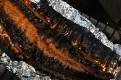 鰻皮タレ焼き-min