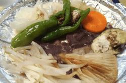 しし肉ホイル焼き-min