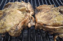 鶏胸肉炭火焼-min